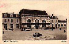 CPA  Auxerre- La Gare   (357366)