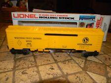 Lionel Great Northern Western fruit Express Reefer 6-9819