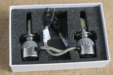 New 2pcs H7 LED Car Headlight Kit 36W 6000K White Light Bulbs