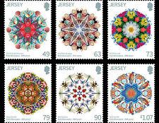 JERSEY 2017  200yrs Kaleidoscoop    serie   postfris/mnh