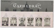 2008 GB, 'Cathedrals; inc Mini Shheet, Royal Mail Presentation Pack, No.413