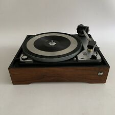 New listing Dual 1019 Turntable Vinyl Record Player w/Shure Rm950Ed Cartridge Works