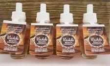 Bath Body Works 4 Waikiki Beach Coconut Wallflowers Home Fragrance Refill Bulb