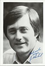 James Blanchard - U.S. Congressman Original Autographed 5x7 Photo with Letter