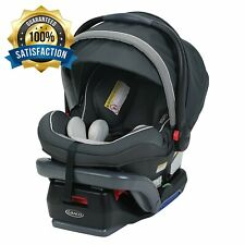 Graco SnugRide SnugLock 35 Elite Infant Car Seat Baby Safety Oakley with Base