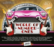 = WORLD OF NUMBER ONES * 1959 /CD sealed from Poland/ / / B.Fabianski prezentuje