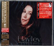 HAYLEY WESTENRA-HAYLEY GREATEST HITS-JAPAN ONLY SHM-CD+DVD Ltd/Ed I19