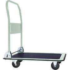 Carro plataforma de transporte manual Carretilla plegable máx. 150 kg NUEVO