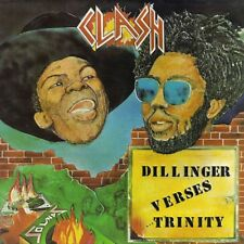 Dillinger Verses Trinity(CD Album)Clash-Burning Sounds-BSRCD997-UK-2015-New