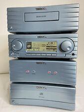 Dual MN 8010 Componenten Stereo-Musik-Anlage  Komponentenanlag / Sehr Selten