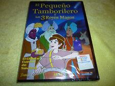 EL PEQUEÑO TAMBORILERO Y LOS 3 REYES MAGOS The Little Drummer Boy - Precintada