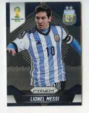 2014 Panini Prizm World Cup Lionel Messi #12 First Year Prizm