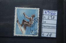 FRANCOBOLLI LIECHTENSTEIN USATI N. 298 (A9566)