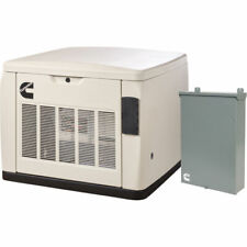 Cummins Quiet Connect Series RS20AC 20000W Standby Generator System