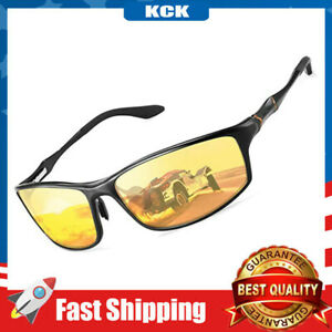 Night Driving Glasses,Night Vision HD Glasses for Driving Polarized Driving
