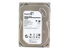 Seagate ST1000DX001 1TB 3.5 Inch Desktop Hybrid SSHD solid-state hybrid drive