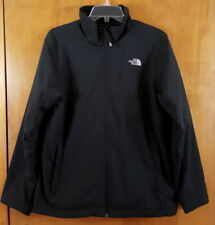 THE NORTH FACE Size XL Boys Youth Black Fleece Lined Zip Up Polartec Jacket