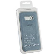 Samsung Alcantara cover menta para Galaxy S8 Plus