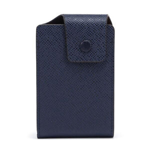 Unisex Business ID Credit Card Wallet Holder Name Cards Case Pocket Organizer