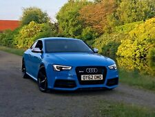 2012 62 FACELIFT AUDI RS5 4.2 450 BHP S-TRONIC RIVIERA BLUE RS4 RS3 PX SWAP