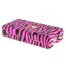 Cheetah Stun Gun 10 Mil Volts with Led Light Rechargeable - Zebra Pink