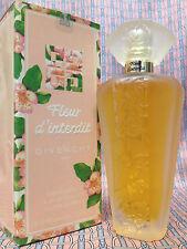 Vintage 90s Givenchy Fleur d Interdit 1.7 oz 50 ml Eau de Toilette FIRST FORMULA
