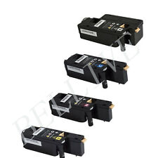 KIT 4 Toner Compatibile per Xerox 6020 WorkCentre 6027 / WorkCentre 6025Vbi