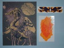 Aaron Horkey John Baizley Baroness Tour Poster Print Handbill Bleach Variant Art