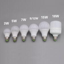 12v24v36v AC DC led bulb lamp e27 screw solar machine energy-saving light bulb