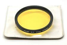 Rolev M.G. 67mm Orange Screw In Filter - UK Dealer