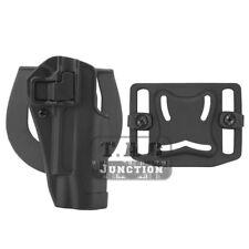 Ocultamiento CQC Serpa mano derecha Cintura revólver/Funda Pistola Para Colt 1911 M1911