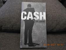 Johnny Cash The Legend Box Set 4 CDs