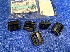 NEW GENUINE FORD ESCORT MK5 MK6 VAN / SIERRA MK2 ROOF MOULDING CLIPS X5 #6176280