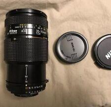 great Nikon Zoom NIKKOR 35-70mm f/2.8 AF great condition