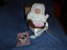 Anne Geddes Baby Bunny in Easter Egg No. F714651 Caucasian