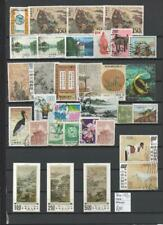 TAIWAN COLLECTION ON 4 PAGES