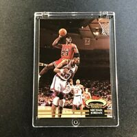 MICHAEL JORDAN 1992 TOPPS STADIUM CLUB #1 BASE CARD CHICAGO BULLS NBA MJ