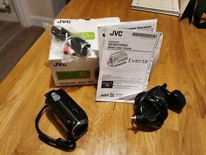 JVC EVERIO GZ-MG750 CAMCORDER BOXED 80GB HARD DISC DRIVE DIGITAL VIDEO CAMERA