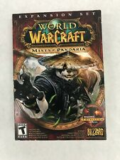 NEW World of Warcraft Mists of Pandaria Expansion Set (Windows XP-Vista-7 &Mac)