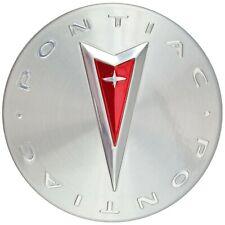 NEW OEM GM Wheel Center Cap Aluminum 9596653 Pontiac Grand Prix Torrent G6 G5