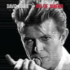 David Bowie - Rio De Janeiro VINYL LP ROXMB033