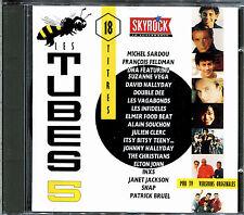 LES TUBES 5 - CD COMPILATION 1990 SKYROCK - 18 TITRES [2180]