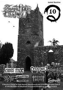 Forgotten Chapel - Nr. 10 (Metal Fanzine, Death Metal, Utumno, Beyond Belief)
