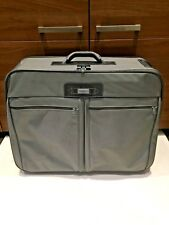 Wheeled Samsonite Large Soft Shell Case Luggage Suitcase 70cm x 59cm x 23cm