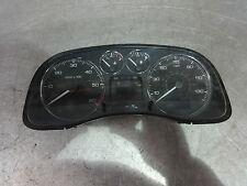 Peugeot 307 2006 1.6 HDI Diesel Clocks Speedo Dials 9654485580 Chrome Cluster