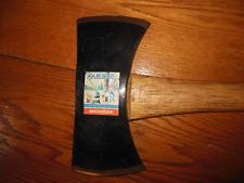 Vintage GARANT Double BIT AXE / Original Paper Label