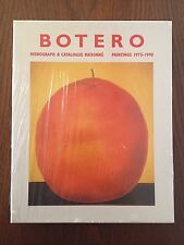 Botero : Monograph & catalogue raisonné paintings 1975-1990