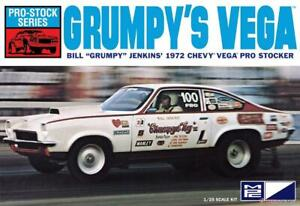 MPC r2 877 GRUMPY'S TOY VEGA PRO STOCK NEW ISSUE 1/25 McM Fs new BILL JENKINS