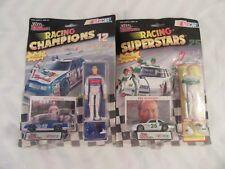 Nascar Racing Champions Hut Stricklin and Superstars Ken Schrader