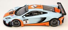 McLaren MP4-12C GT3 #9, 2012 24h Spa Gulf Cars, TrueScale TSM131814R  Resin 1/18